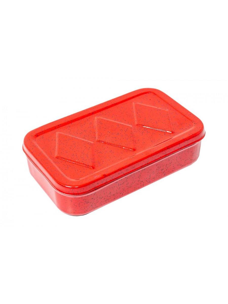 Merendeira Colorida Vermelha 10,5 X 17,5 X 5 cm